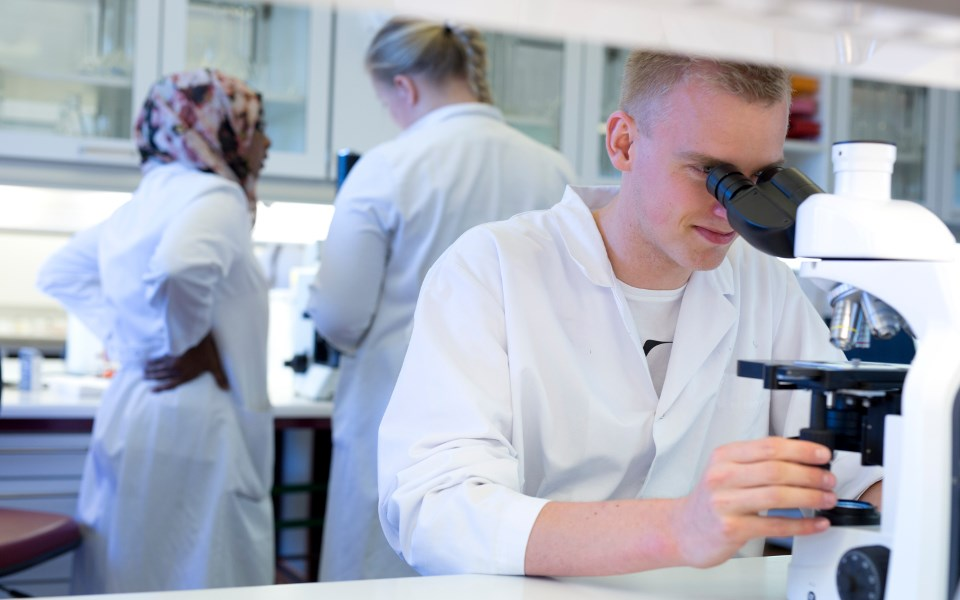 Bioingeniørstudenter