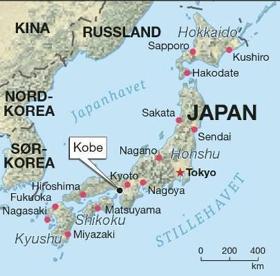 kart japan Automatisert og effektivt   med pasienten i sentrum | Bioingeniøren kart japan